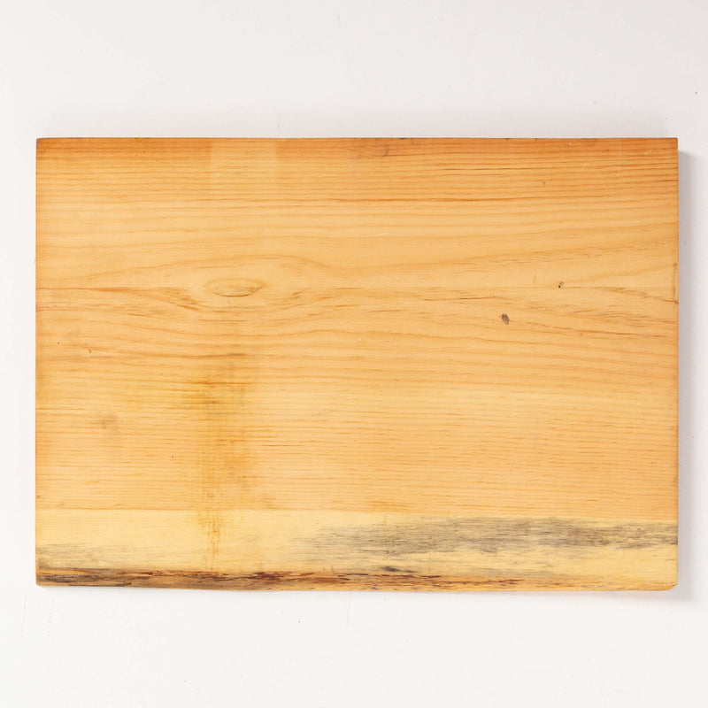 White Pine Cutting Board 17x24