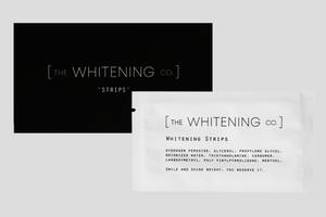 White Strips x14 - Teeth Whitening Strips - The Whitening Co  - NZ Teeth Whitening Kits