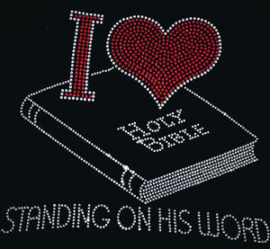 Standing On His Word