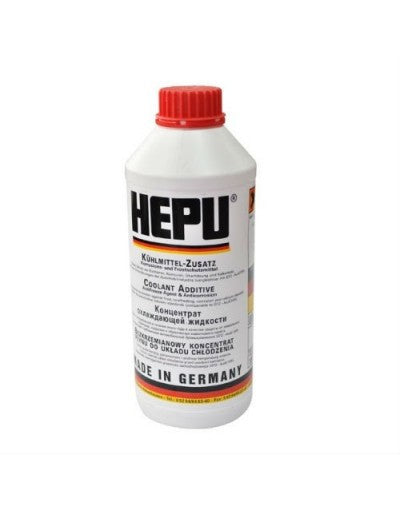 ANTIGEL HEPU ANTIFREEZE CONCENTRAT G12 1,5L