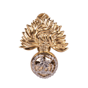 Cap Badge - RRF Other Rank's - Screw Fitting