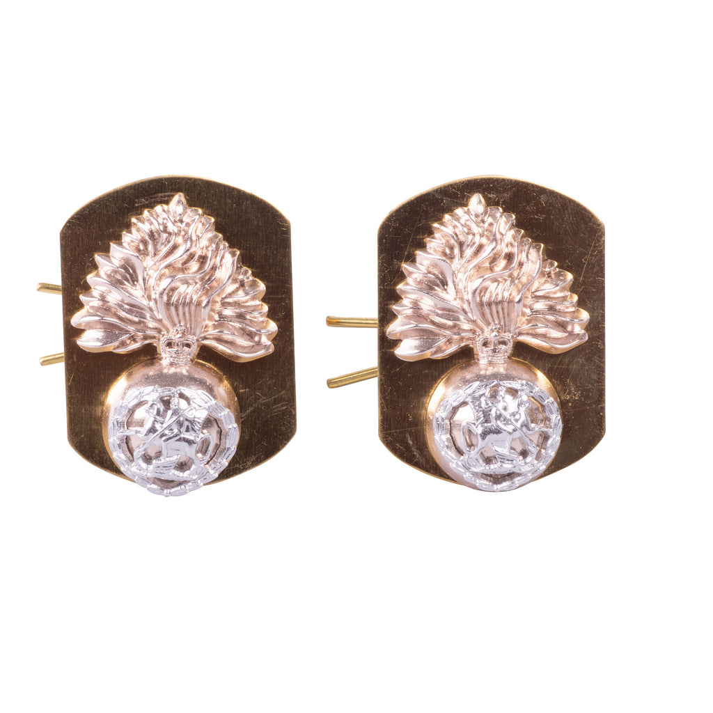 The Royal Regiment of Fusiliers - OR Collar Badges