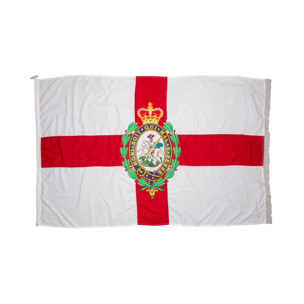 The Royal Regiment of Fusiliers, Regimental Flag 6' x 4'