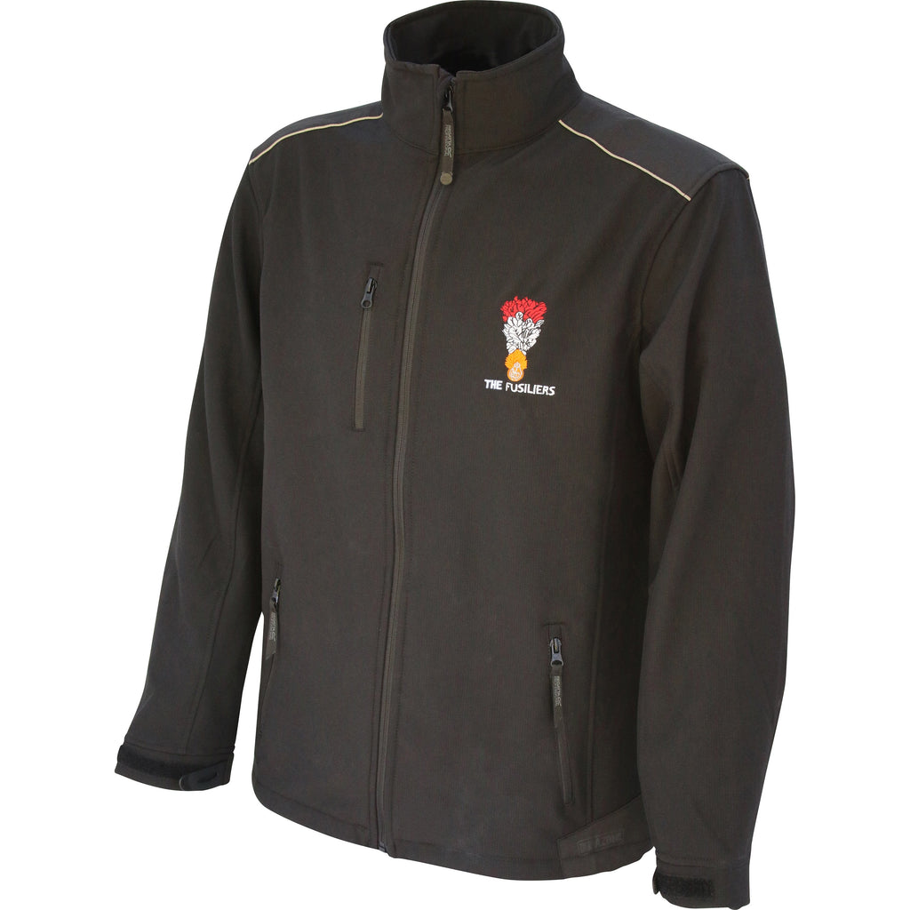 Softshell Regatta Jacket (Worn on Bn PT Parade)