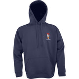 Classic Hoody - Navy - The Fusiliers