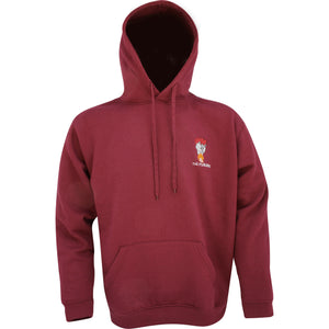 Classic Hoody - Rose - The Fusiliers - WHILST STOCK LASTS