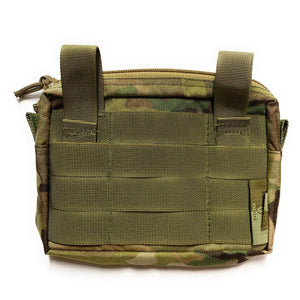 Small Horizontal Utility Pouch - Multicam