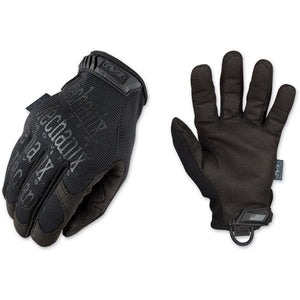 Mechanix Black Covert Black Gloves
