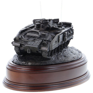 Warrior AFV Desertised-Presentation base