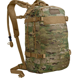 H.A.W.G. 20L Day Sack + 3L Mil Spec CRUX Long Multicam