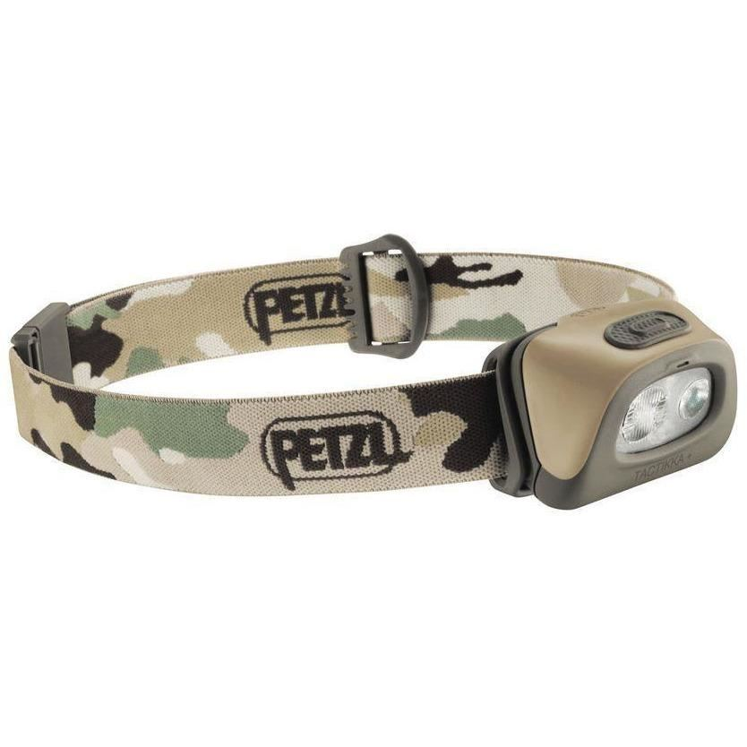 Petzl Tactikka Head Torch Plus, Camo