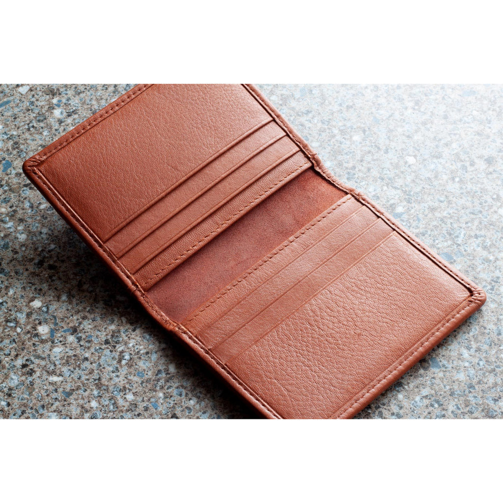 Leather Credit Card Wallet Inside