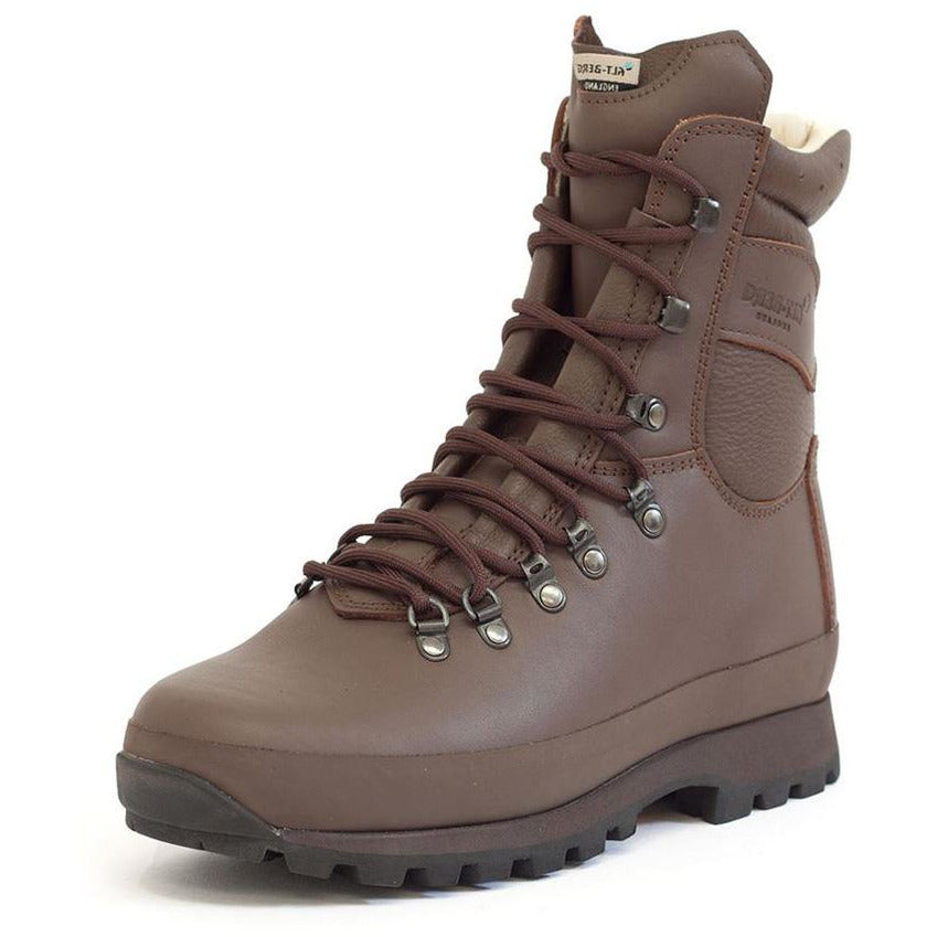 Altberg Warrior Boot in MoD Brown