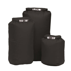 Exped 100% Waterproof Bergan 1 x 140L & 2 x 13L Pocket Liners - Black