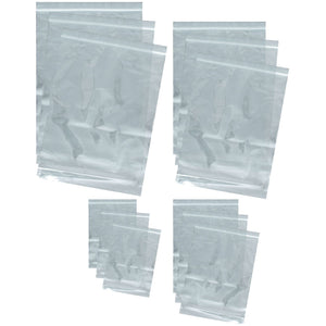 Snap seal bag - Pack of 10 - 23cm x 15cm