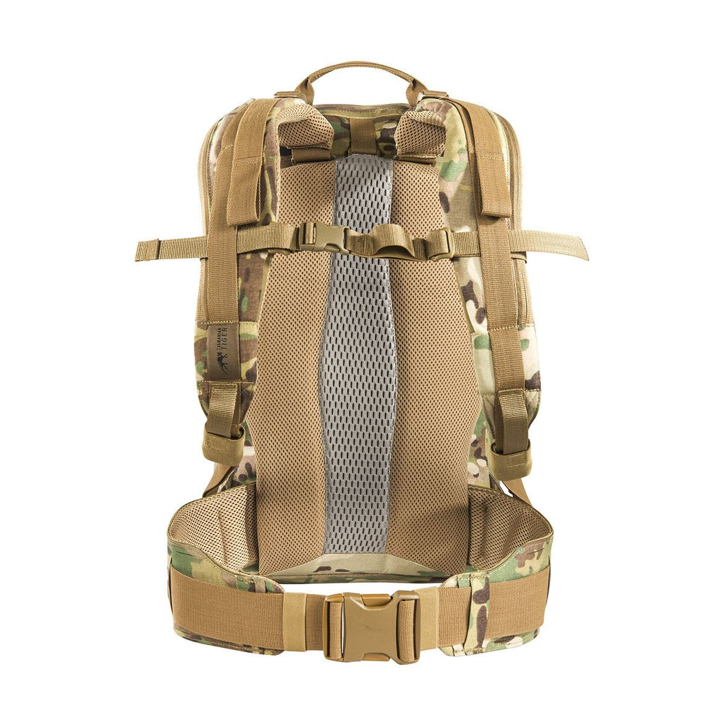 Tasmanian Tiger TT Modular Radio Pack MC Multicam