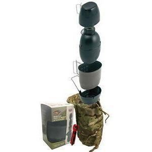 Multi Fuel Cooking System -Multicam  Pouch