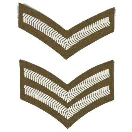 Army No2 Dress Chevrons