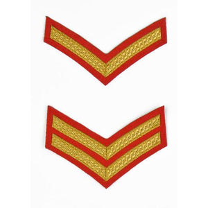 Mess Dress Chevrons