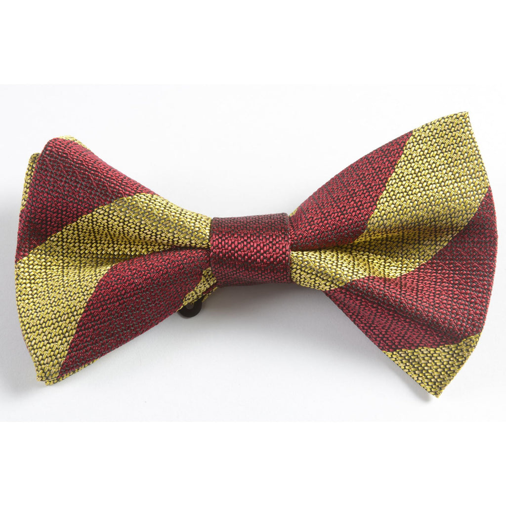The Royal Regiment of Fusiliers Silk (Self Tie) Bow Tie