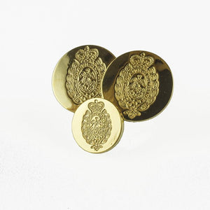 The Royal Regiment of Fusiliers Blazer Buttons