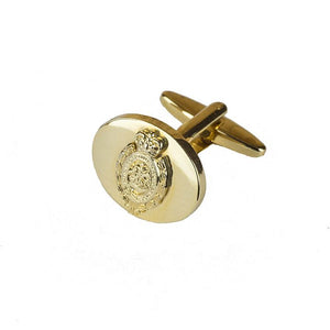 The Royal Regiment of Fusiliers Mounted Cufflinks