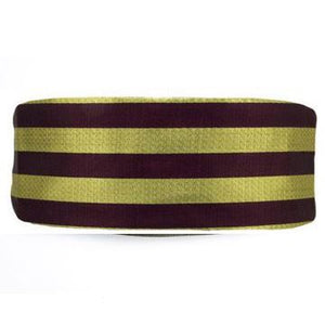 The Royal Regiment of Fusiliers Regimental Silk Cummerbund