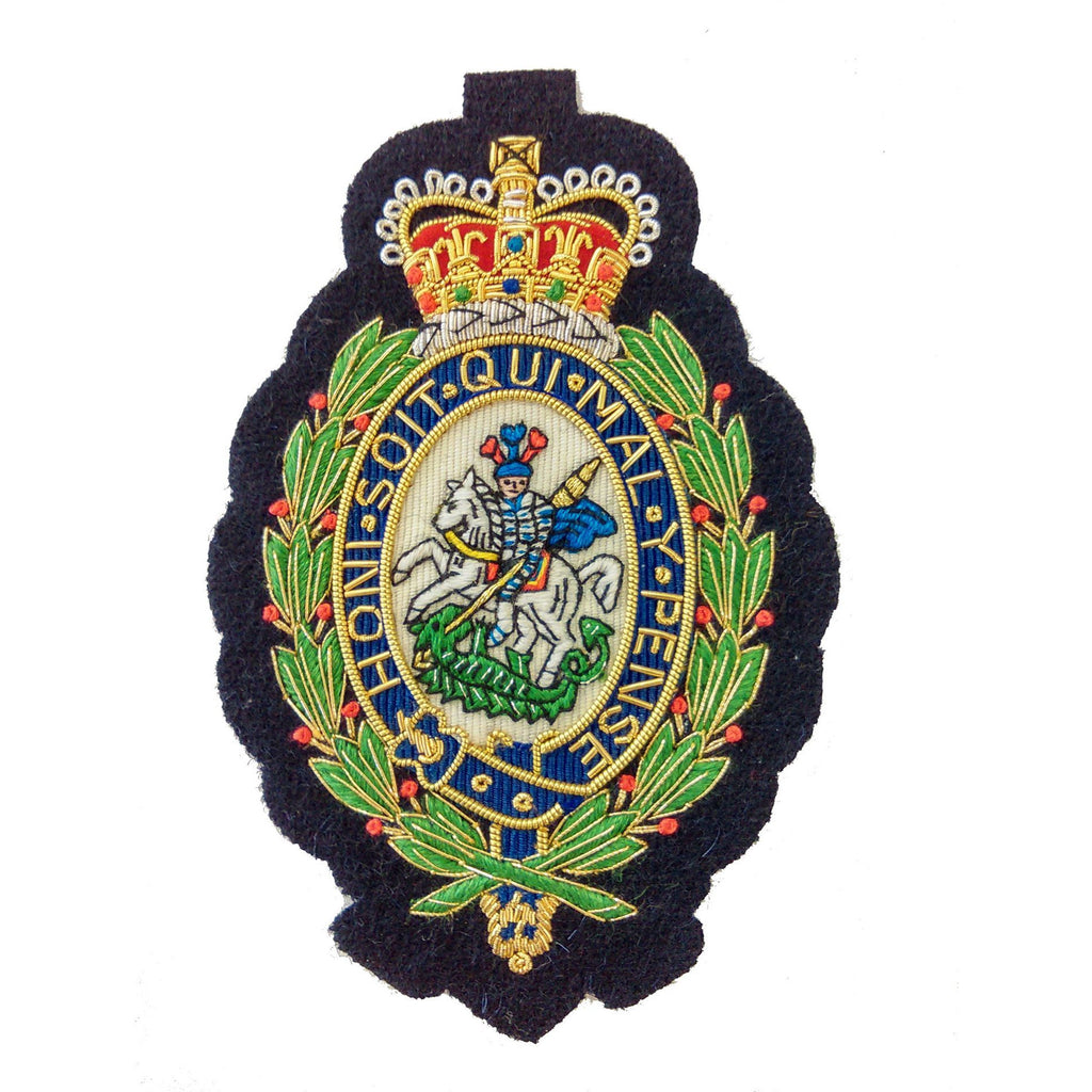 The Royal Regiment of Fusiliers Blazer Badge
