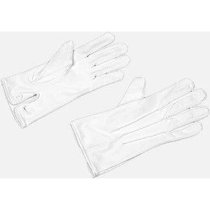 Fusiliers White Ceremonial Parade Gloves