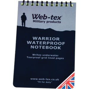 Warrior Notebook