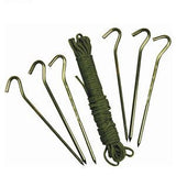 Ultralite Shelter Peg Set