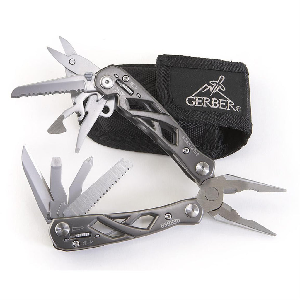 Gerber Suspension Butterfly Opening Multi Tool
