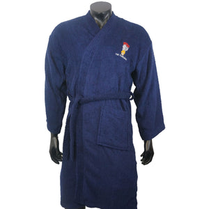 The Fusiliers Blue Dressing Gown