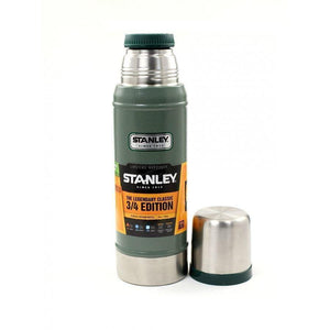 Stanley Classic Vacuum Bottle 0.75l Green [product_type] Stanley - Military Direct