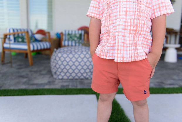 *Everyday Collection Shorts Coral