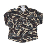 WestTX Camo Long Sleeve Shirt