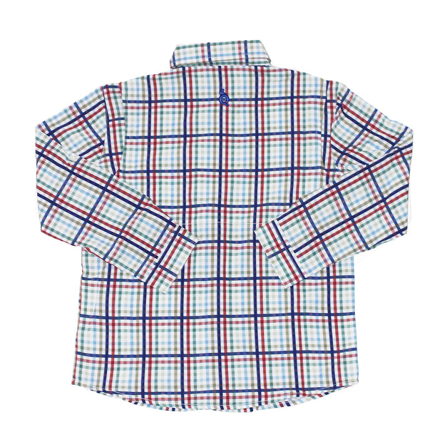*Men's Fall Plaid & Khaki Long Sleeve Shirt