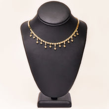 Load image into Gallery viewer, ROYAL DIAMOND AND GOLD CHOKER