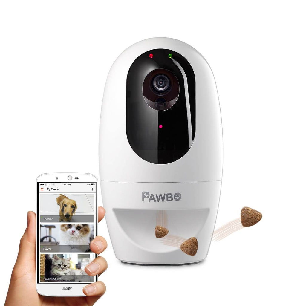 Life Pet Camera 720p HD Video, 2-Way Talk - Faciipet