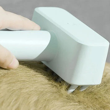 Wireless Electric Comb Brush Pet Hair Remover - Faciipet
