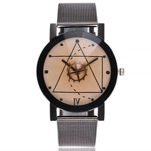 Load image into Gallery viewer, Casual Quartz Stainless Steel Strap Watch