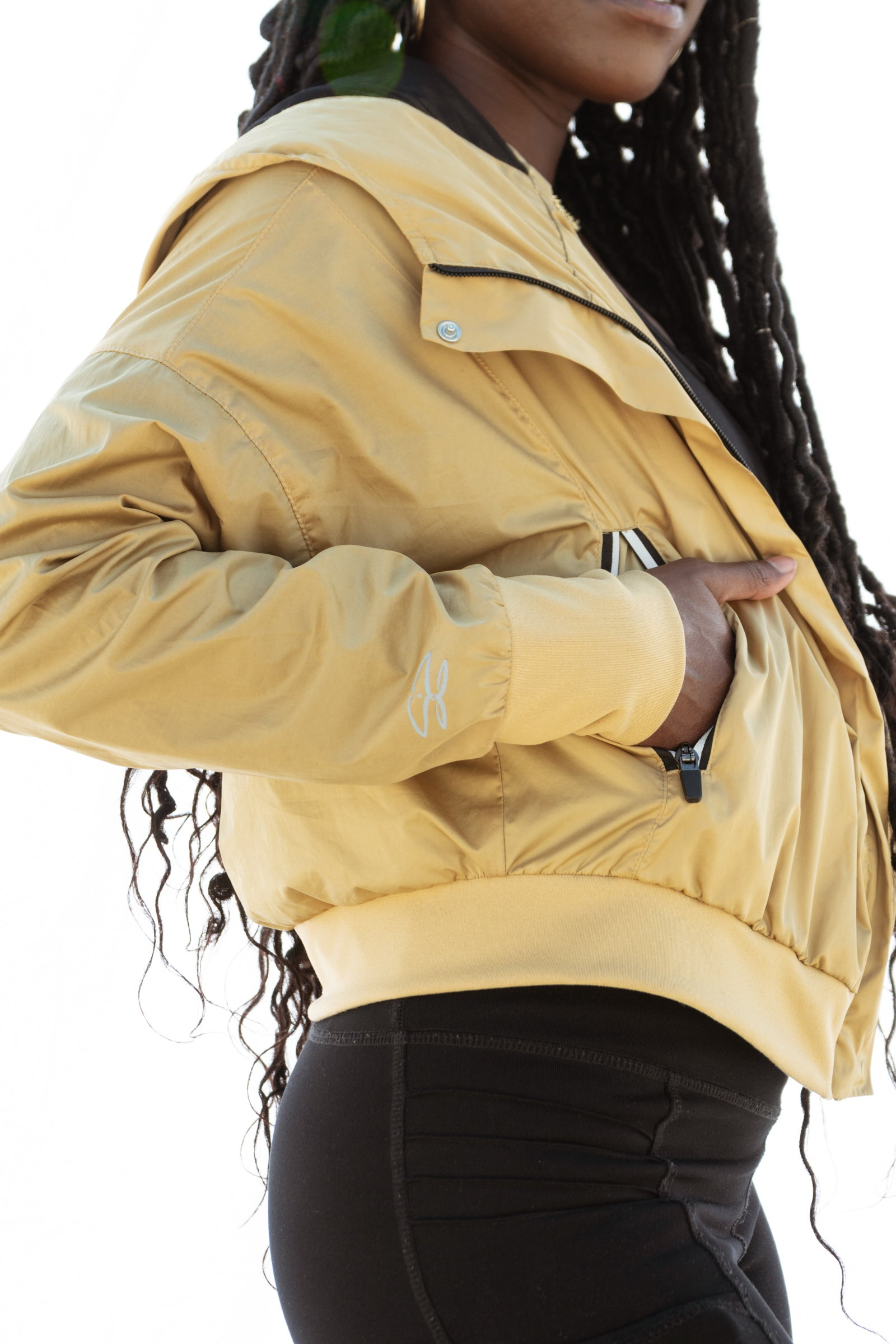 WINDBREAKER JACKET (WOMEN)