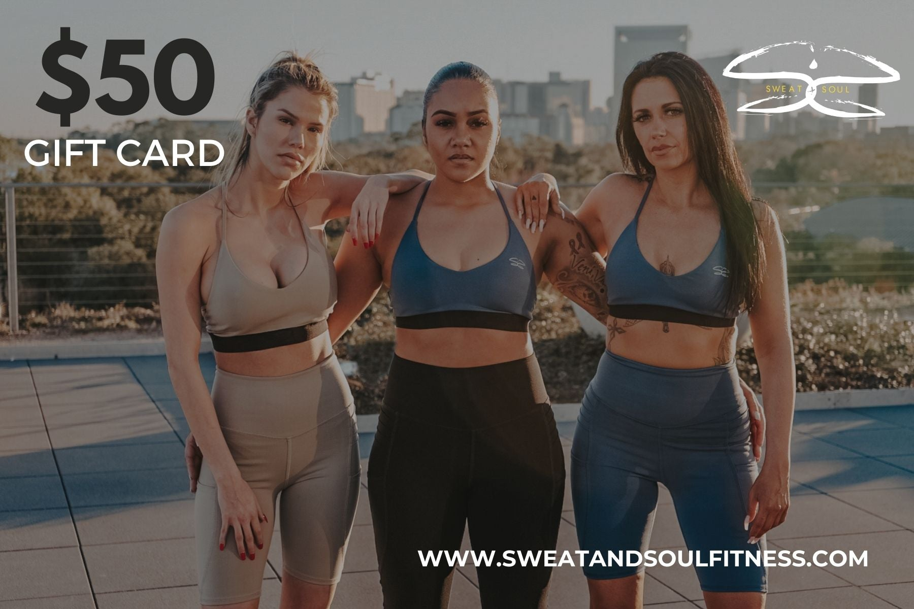 SWEAT + SOUL Gift Card
