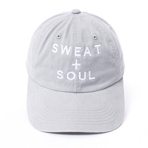STACKED LOGO HAT