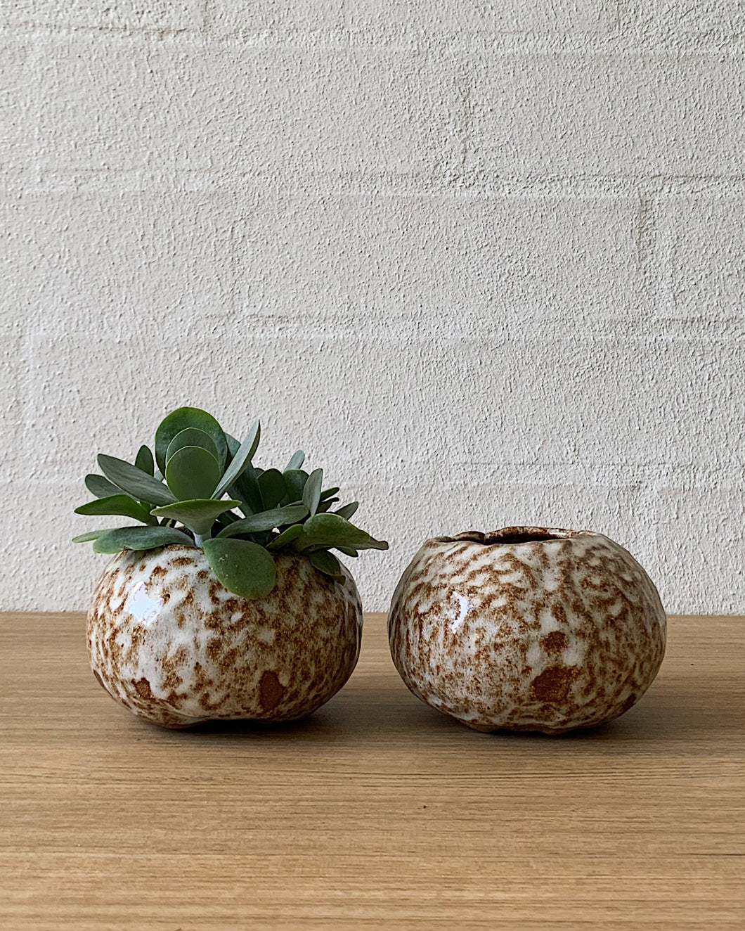 pinchME - earthy rounded vessel