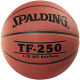 Spalding TF-250 Indoor/Outdoor All Surface Basketball