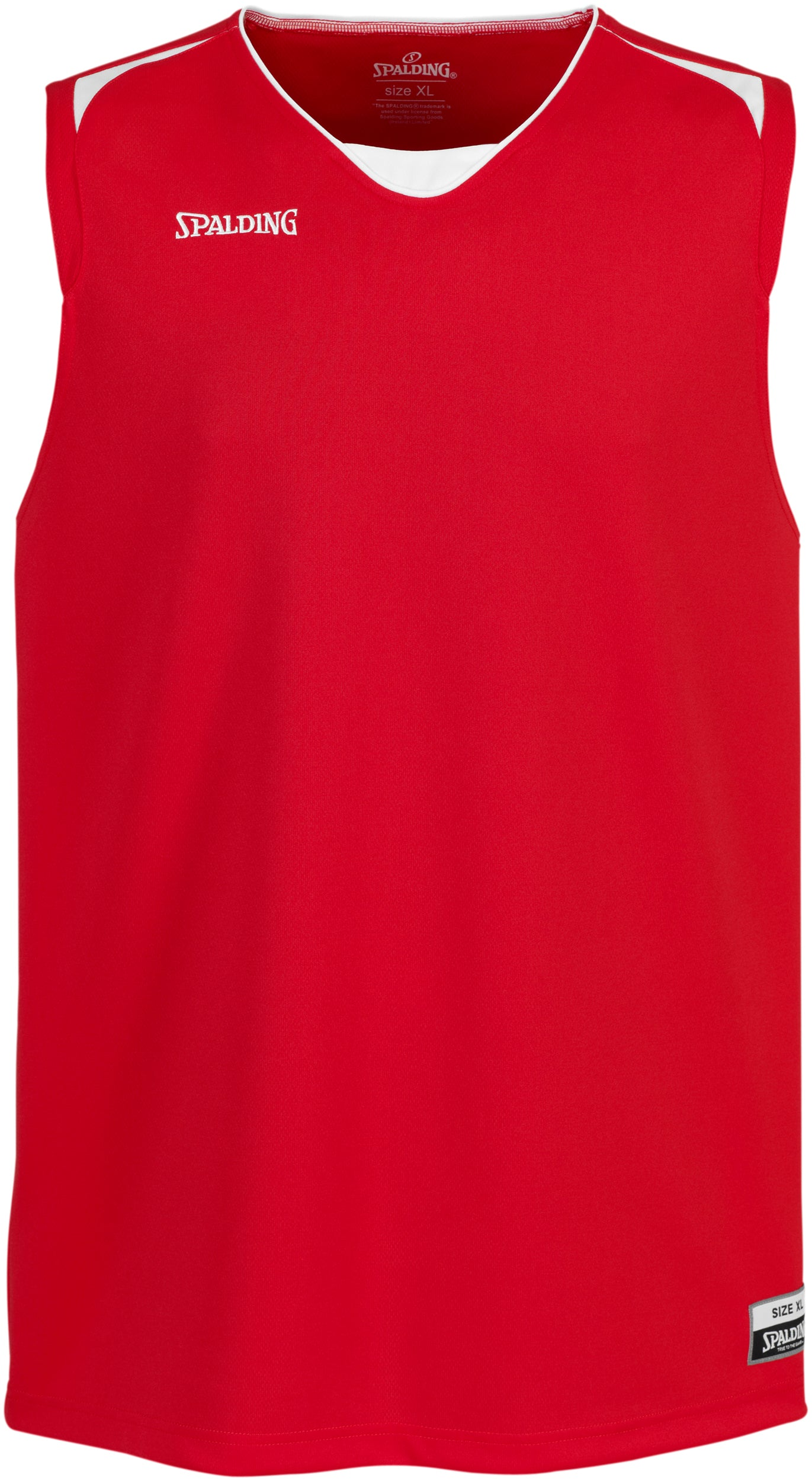 Spalding Unisex/All Attack Jersey - Red/White SP-3002115-01