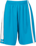 Spalding 4Her Basketball Shorts - Cyan Blue SP-3015444-07