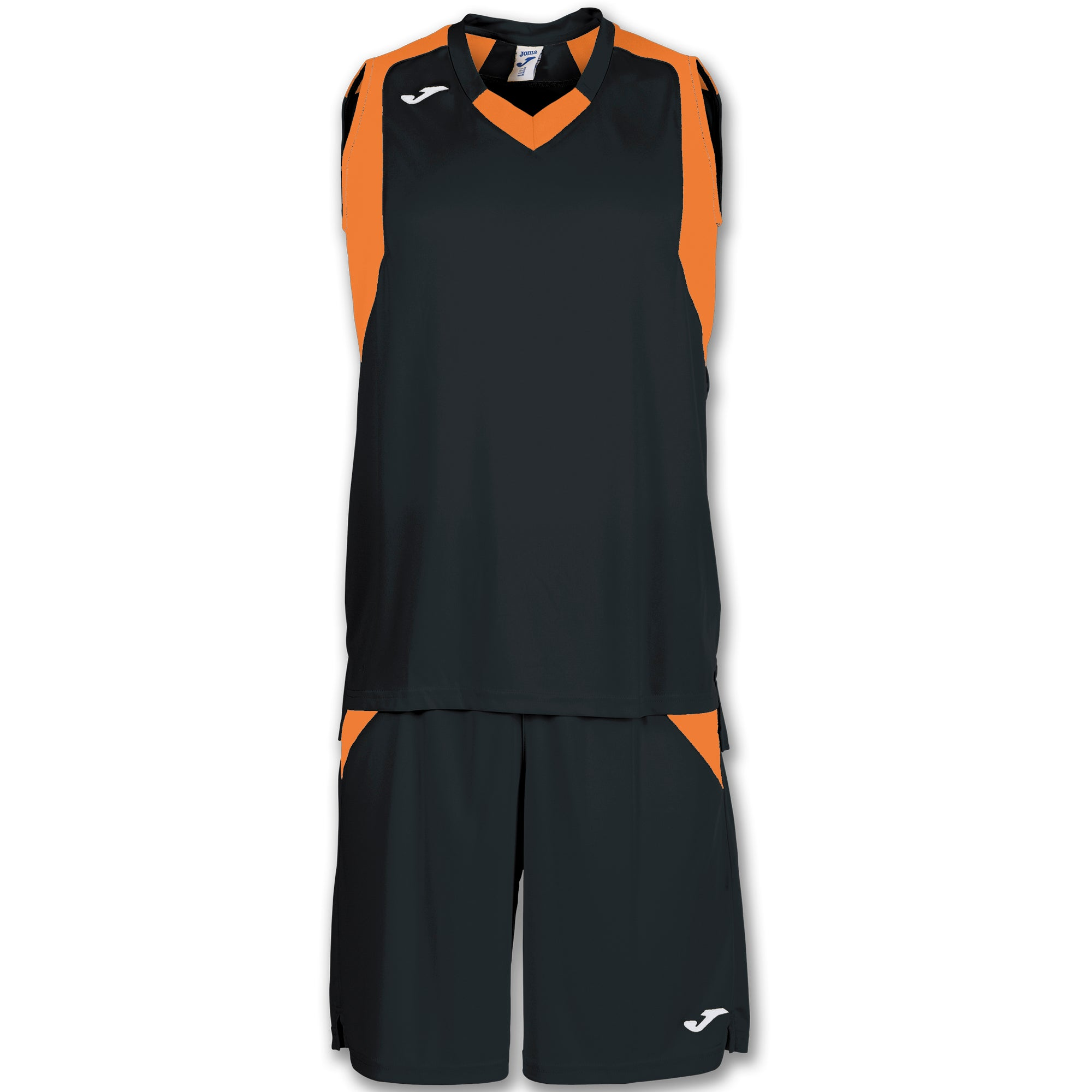 Teamwear - Joma Final Kit - Black/Orange - JO-101115-120