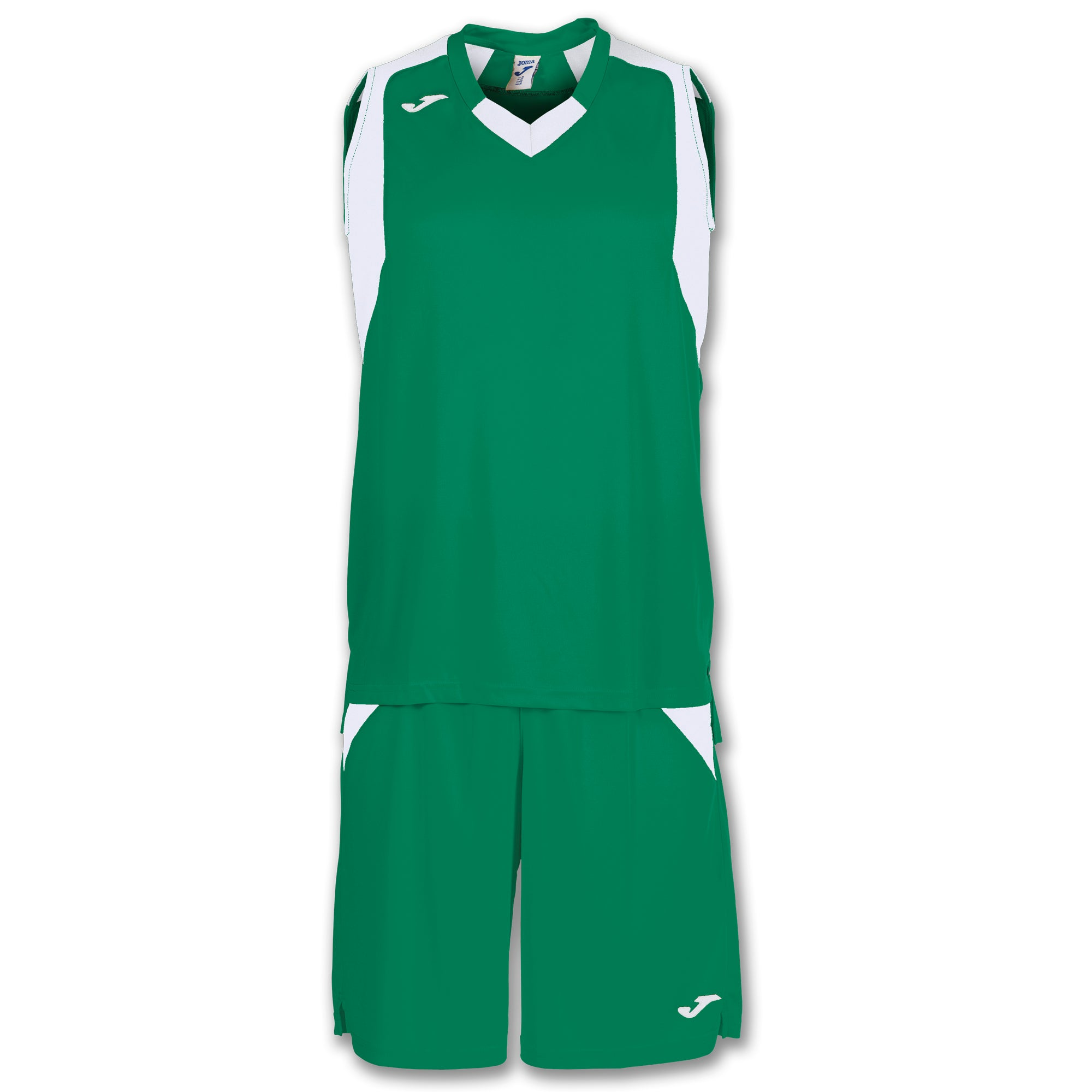 Teamwear - Joma Final Kit - Green Medium/White - JO-101115-452
